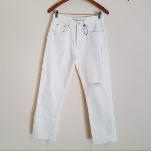 Gap Vintage Straight Crop Jeans